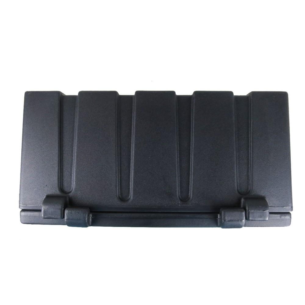 staubox unterbaubox aus kunststoff 500 x 250 x 250mm f r anh nger 990001906. Black Bedroom Furniture Sets. Home Design Ideas