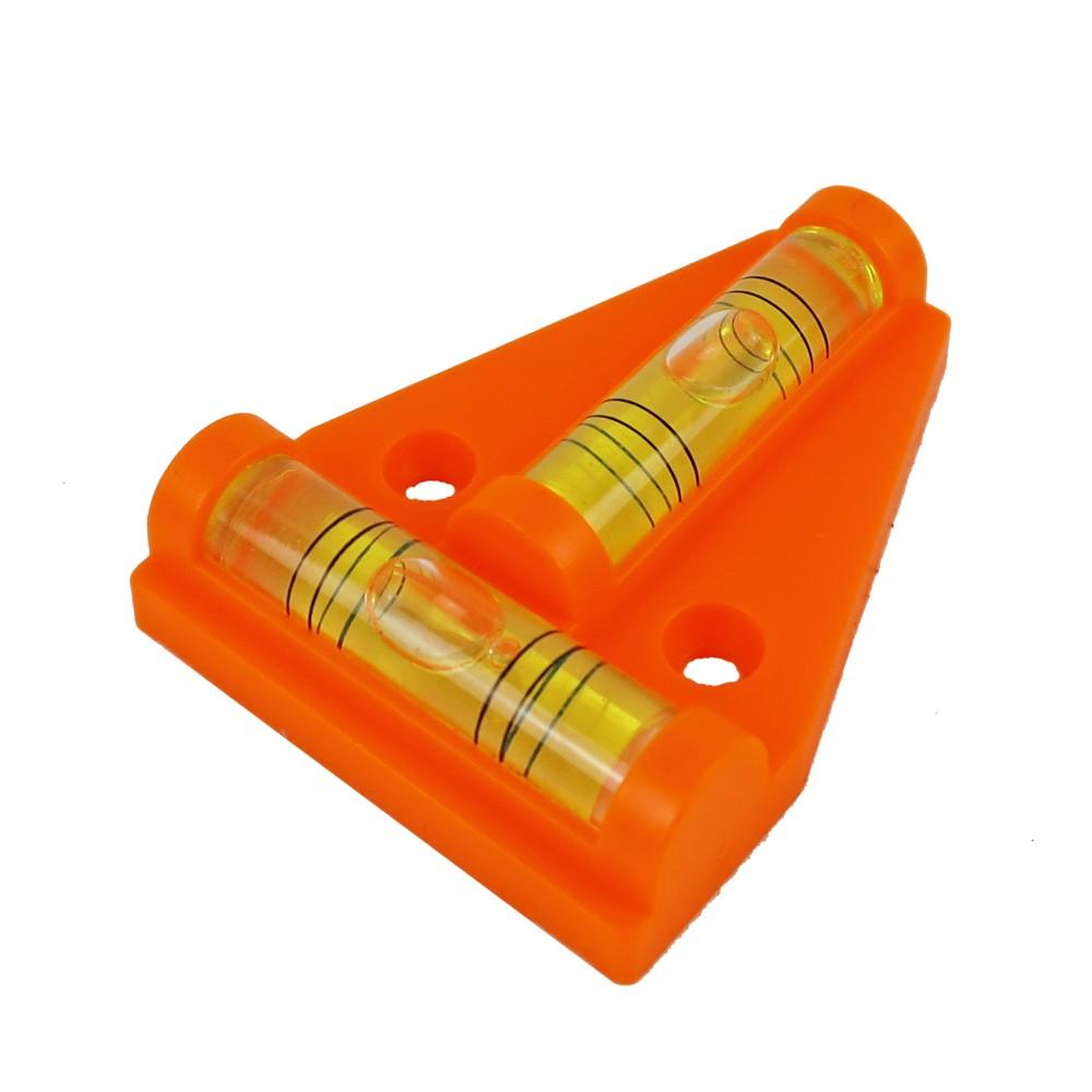 wasserwaage piramide mit magnet auf karte 990003026. Black Bedroom Furniture Sets. Home Design Ideas