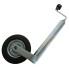 Hochwertiges Pkw Anhänger Trailer Stützrad Bugrad 48mm 150kg mit Drucklager