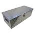 Deichselbox / Staubox aus Aluminium 760 x 330 x 245mm